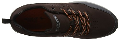 Gola Herren Glarus Outdoor Fitnessschuhe Braun (Brown/Black)