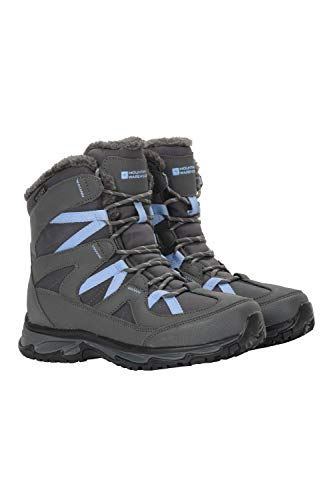 Mountain Warehouse Tahoe Softshell Womens Snowboots - Winter Shoes