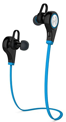 Inalámbrica Bluetooth 4.1a Prueba de Sudor ligero deportes correr auriculares in-ear con...