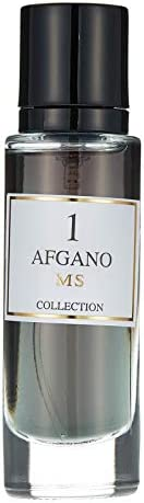 No.1 Afgano by MS Collection for Unisex - Eau de Parfum, 30 ml