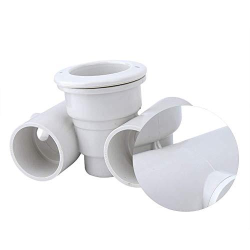 Accessori in PVC per Piscina Set di Ugelli Spa Massaggio Guarnizioni per Ugelli Anello Filettato per Viti Tappi di Scarico Accessori per Piscine da Massaggio