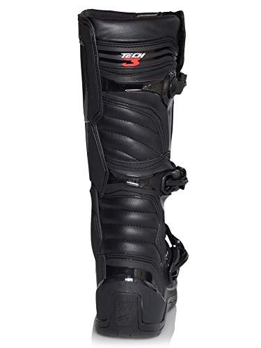 Alpinestars Motocross-Stiefel Tech 3 Schwarz Gr. 42 - 5