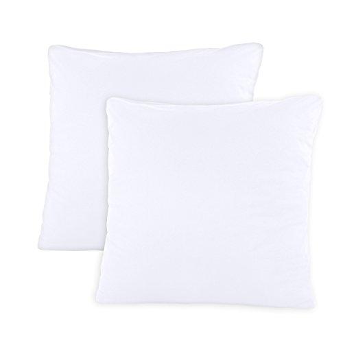 Conjunto de dos fundas de almohada