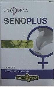 integratore alimentare Seno Plus per favorire il naturale tono del seno 60 capsule