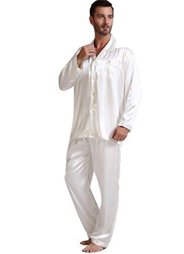 Schlaf- Und Hauskleidung Für Herren Fashion Plaid Paar Indoor Frauen Baumwolle Pyjamas Männer Hause Nachtwäsche Casual 100% Baumwolle Männlichen Long-sleeve Pyjamas Frauen Elegantes Und Robustes Paket Herren-pyjama-garnituren
