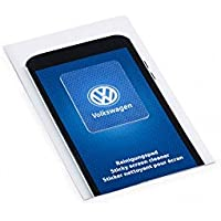Volkswagen Original VW Cleaning Pad Smartphone Tablet Blue Microfibre Screen Cleaning Cloth with 000087703GH preiswert