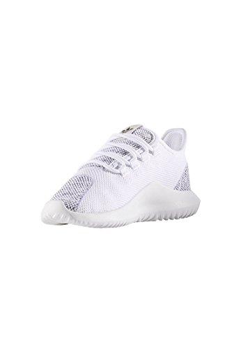 adidas Femme Chaussures / Baskets Tubularr Shadow J white