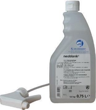 edelstahlreiniger kueche Neoblank 750ml