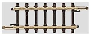 Märklin Straight Track - partes y accesorios de juguetes ferroviarios (Rastrear, Märklin, Negro, Amarillo)