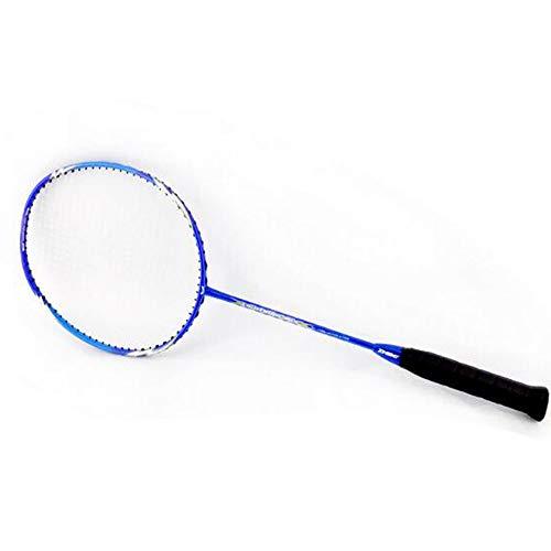 WYL Badminton Schläger echte volle kohlenstoffarme Ultraleicht gegen Paare