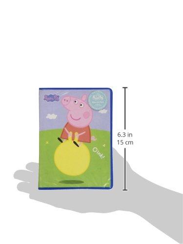 Peppa Pig – Mini Estuche para Pinturas, 14 x 10 cm (Fantasy PP0058/7146)