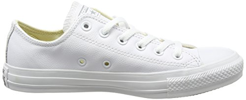 Converse Ct Mono Lea Ox, Baskets mode mixte adulte Blanc
