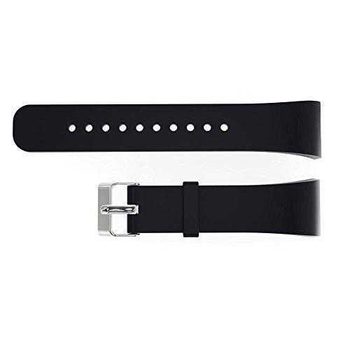 Preisvergleich Produktbild Purebesi Silikonband,  Ersatzriemen Für Samsung Gear Fit2 Pro R360 R365 R366 Smart Uhr,  21CM