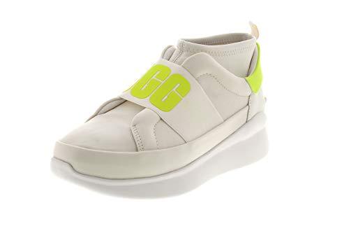 UGG - Neutra Sneaker 1110084 - Coconut Milk neon Yellow, Größe:39 EU - Gelb Ugg