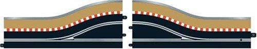 Hornby France - C7015 - Scalextric - Voiture - Voie de stand droite