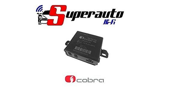 Cobra F394 kit 4 Sensori parcheggio Anteriori Montaggio a filo auto paraurti