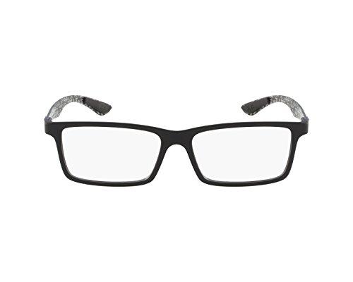 Ray Ban Optical Rx8901 Demi Gloss Black Kunststoffgestell Brillen, 53mm