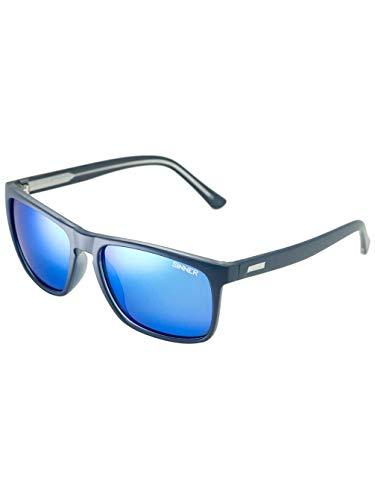 Sinner Sonnenbril Oak Matte Dark Blue Cx