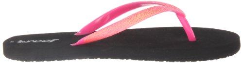 Reef Stargazer, Tongs fille Rose (Neon Pink)