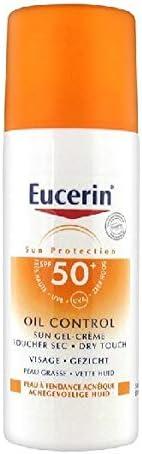 Eucerin Oil Control Dry Touch Sun Gel 50ML