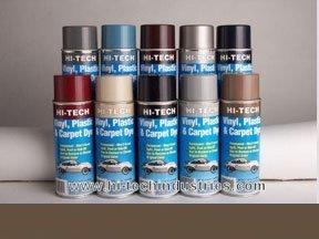 Hi-Tech Industries HT-230 Vinyl, Plastic, And Carpet Dye, Brown by Hi-Tech Industries