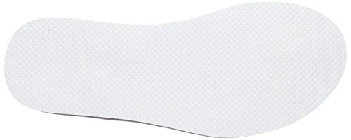 adidas Mahila Thong Damen Zehentrenner Schwarz (Core Black/White/Mgh Solid Grey)