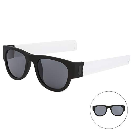 xnbnsj Fashion Fun Faltbrille Sonnenbrille Casual Outdoor Reiten Strand Brille
