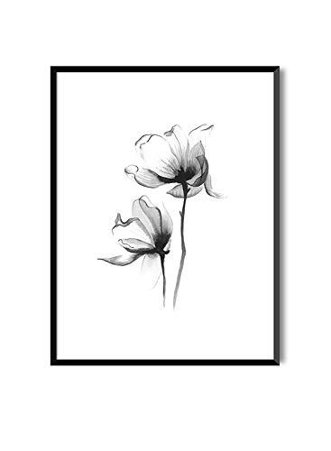 MILUKA Láminas enmarcar colección Bloom | Magnolia