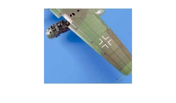 AIRES HOBBY 1//48 ME262 SLOTS FOR TAM4206