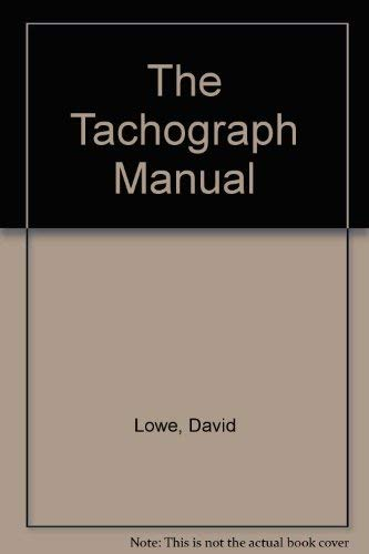 The Tachograph Manual