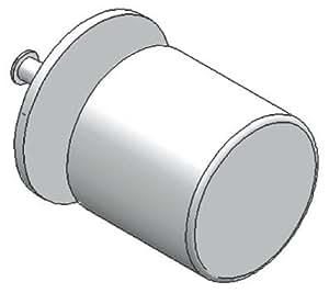 Ojmar - Bouton fixe pour serrures espagnolettes pour serrure a barillet -