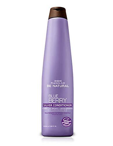 Be Natural - Acondicionador Plata Blueberry - 350