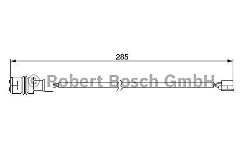 Bosch 1 987 474 990 Contact d'avertissement, garniture de frein