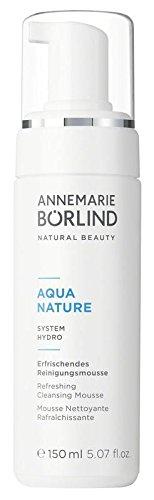 Annemarie Börlind: AQUANATURE Erfrischendes Reinigungsmousse (150 ml)