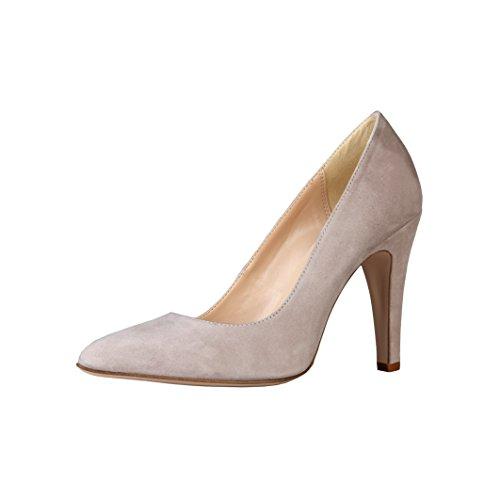 Versace Donna ELIANE Decolletes Beige Size: 40