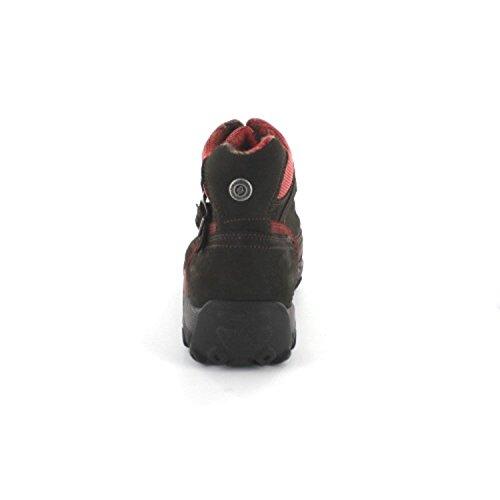 Waldläufer Hilvi rot.schwarz