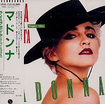 La Isla Bonita Super Mix (Japanese 4 Track EP, Incl OBI)