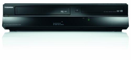 Toshiba DVR80KF - Grabador de DVD/VHS