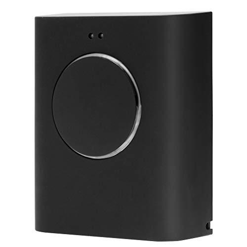Drahtlose Türklingel, Home DoorBell 200M Remote Wireless 433MHz Türklingel Wasserdicht 6V 25-110dB Klingelring Unterstützung MP3 Download -