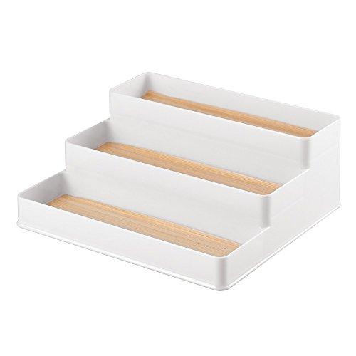 InterDesign - RealWood™ - Organizador de Especias de 3 Niveles; para Cocina,...