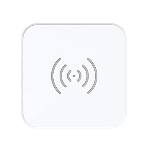 CHOETECH 7.5/10W Wireless Charger,Schnellladestation Induktions Ladegerät für iPhone XS MAX/XR/XS/X/8 Plus Galaxy S10/S10e/Note 9/S9/Note 8/S8/S8/S7, 5W für Huawei Mate 20Pro/ P30 Pro,Airpods 2