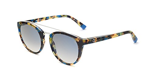 Etnia Barcelona Ferlandina HVBL, Havana/Blue, 50-19mm, Round, Sunglasses