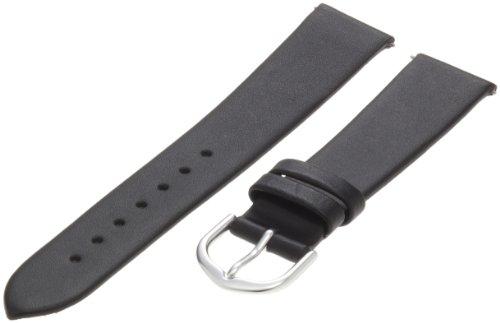 TimexHerren 18mm schwarzes Ersatzarmband