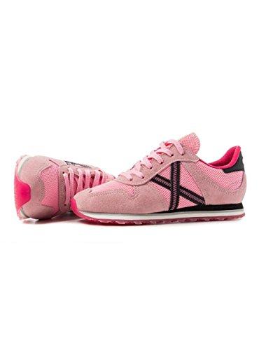 Munich Unisex, bambini Mini Massana scarpe sportive Rosso