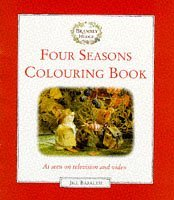 Four Seasons Colouring Book: As Seen On Television And Video: Magic Painting Book (Brambly Hedge) by Jill Barklem (1997-09-01) par Jill Barklem