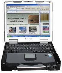 Cost new   3999  Now just   599 99  Refurbished FULLY ruggardised Backlit Keyboard Panasonic Toughbook CF-29 Pentium M Centrino laptop  Intel Centrino