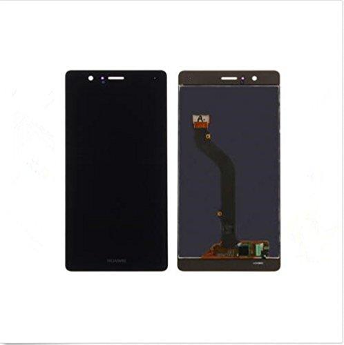 Huawei P9 lite Display im Komplettset LCD Ersatz Für Touchscreen Glas Reparatur (Schwarz) -