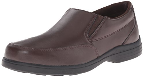 Hush Puppies Shane Uniform Dress Shoe (Toddler/Little Kid/Big Kid) (Hush Puppies Uniform Schuhe)