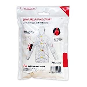 31C9A2e26nL. SS300  - Surviva Jak - Emergency survival Jacket/Blanket