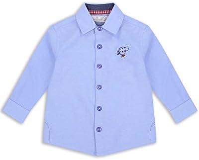 The Essential One - Bebé Infantil Niños Camisa - Azul - EOT230